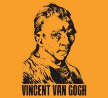 Vincent van Gogh by IMPACTEES