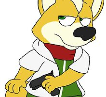 Fox McCloud by Baron Caple