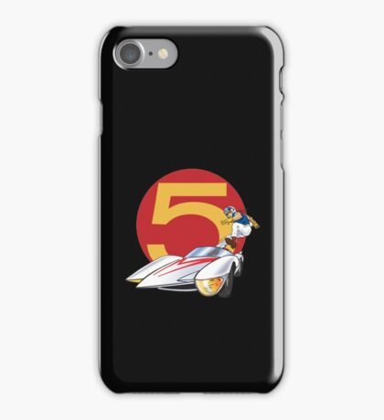 speed racer iPhone Case/Skin