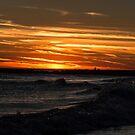 President's Day Sunset by KarenDinan