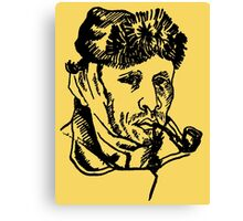 Vincent van Gogh-2 Canvas Print