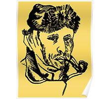 Vincent van Gogh-2 Poster