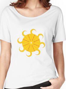 Shams Women's Relaxed Fit T-Shirt