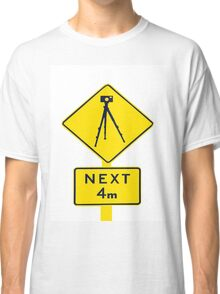 Tripod Ahead Classic T-Shirt