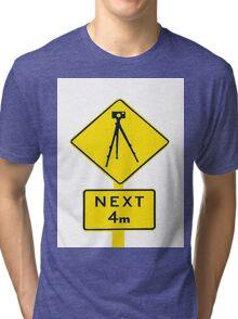 Tripod Ahead Tri-blend T-Shirt