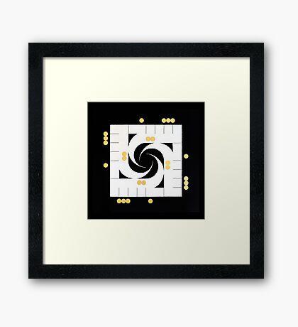 Sheikh Framed Print