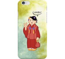 Say Chiizu iPhone Case/Skin