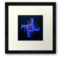 Sukun (Stillness) Framed Print