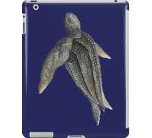 Leatherback Sea Turtle iPad Case/Skin