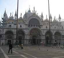 St. Mark's Cathedral, Venice by bex993