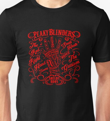 Peakyy Bliders Unisex T-Shirt