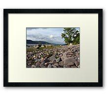 Loch Ness Scotland Framed Print