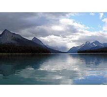 Lake Maligne July 2007 Photographic Print