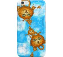 Inner Child - Little Tigers in the Sky iPhone Case/Skin