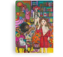 Bijoux  Canvas Print