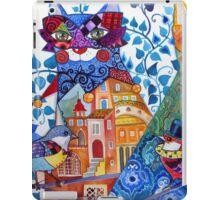 Venice cats iPad Case/Skin