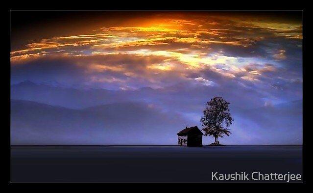 Morning  by Kaushik Chatterjee