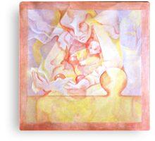 PUZZLE PIECE #9 Canvas Print