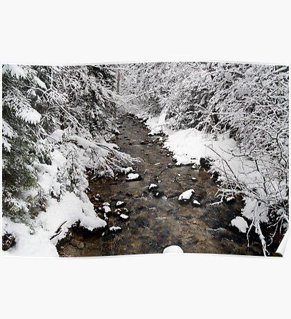 Deep Winter Poster