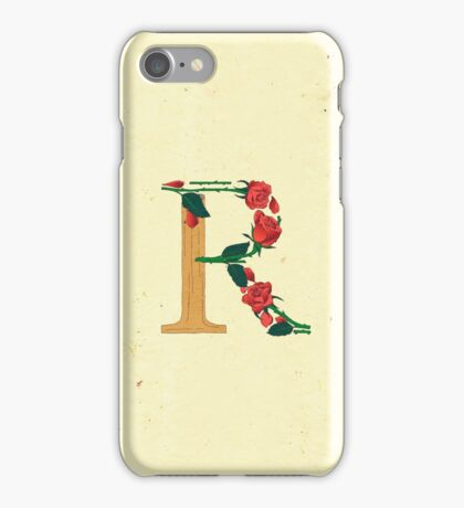 Le Jardin de Adalaine - R iPhone Case/Skin