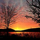 sunset @ Canoe Creek by Tgarlick