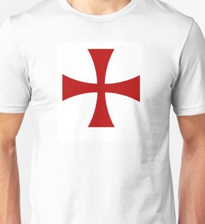 Knights Templar 1 - Holy Grail - templars - crusades Unisex T-Shirt