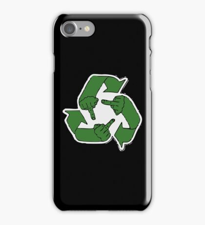 Recycle AF iPhone Case/Skin