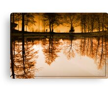 Dream of the trees Canvas Print