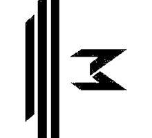 DJ Pon-3: Black Logo by holycrow