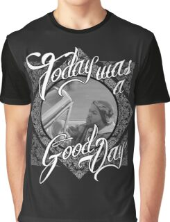 Official Ice Cube - It Was A Good Day Tee Graphic T-Shirt