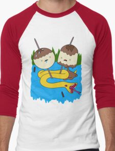 Princess Bubblegum's Rock Shirt V2  Men's Baseball ¾ T-Shirt