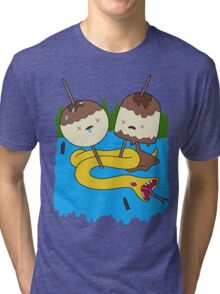 Princess Bubblegum's Rock Shirt V2  Tri-blend T-Shirt