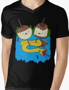 Princess Bubblegum's Rock Shirt V2  Mens V-Neck T-Shirt