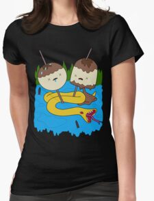 Princess Bubblegum's Rock Shirt V2  Womens Fitted T-Shirt