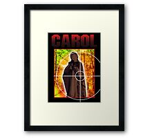 Carol Epic Movie Poster Framed Print