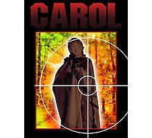 Carol Epic Movie Poster Photographic Print