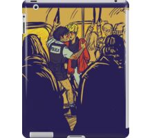 Enjolras gets arrested by Coptaire iPad Case/Skin