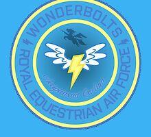 Wonderboltz - Royal Equestrian Air Force by holycrow