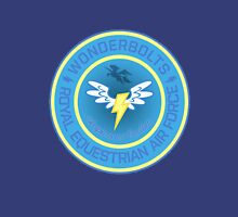 Wonderboltz - Royal Equestrian Air Force Unisex T-Shirt