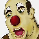 Big Fat Clown by kgittoes