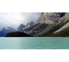 Lake Maligne  2007 Photographic Print