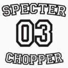 Specter 03 by Caroline Kilgore