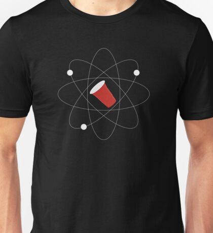 Beer Pong Physics Unisex T-Shirt