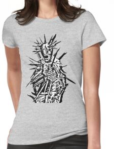 Winslow the Walker Womens Fitted T-Shirt