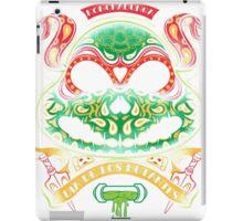 Dia De Los Mutantes Raph iPad Case/Skin