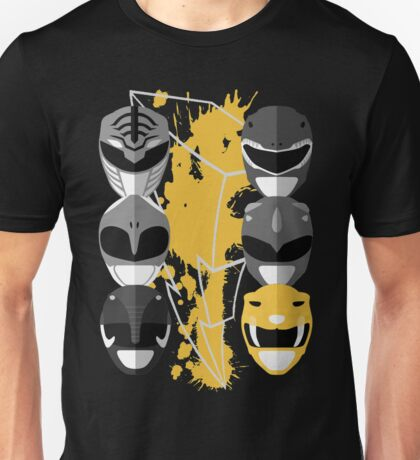 It's Morphin Time - Sabertooth Tiger Unisex T-Shirt