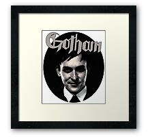 Oswald Cobblepot Framed Print