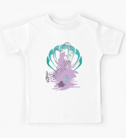 Part Of Your World Kids Tee