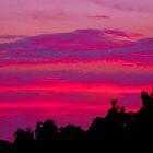 Dark Sunset by David Cortez