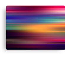 Color Parade - Abstract Canvas Print